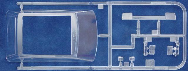 Montage maquette R5 Turbo 1 Client bleu [Tamiya 1/24] R5-9