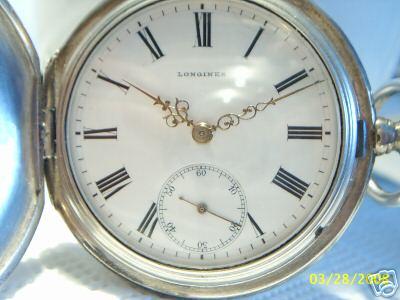Quelques de mes montres Longines 2360e56990efbd9b2d3ff0eae