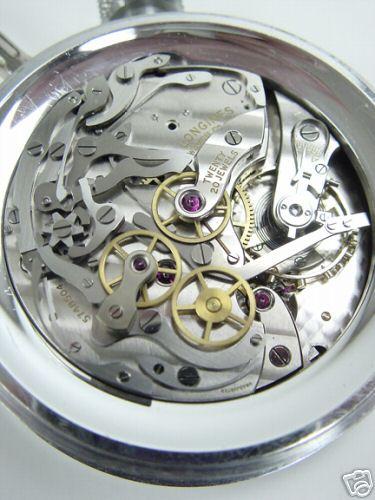 Quelques de mes montres Longines 44be208f0b1d00517c8f57321