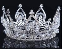 تيجان ملكية  امبراطورية فاخرة New-luxury-royal-princess-baroque-rhinestone