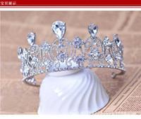 تيجان ملكية  امبراطورية فاخرة Crowns-royal-forehead-jewelry-wedding-tiaras