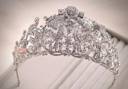 تيجان ملكية  امبراطورية فاخرة Newest-design-luxury-royal-bridal-tiaras