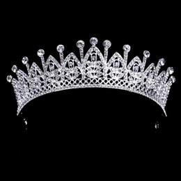 تيجان ملكية  امبراطورية فاخرة In-stock-fashion-romantic-shiny-crystal-wedding