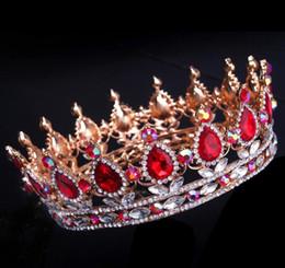 تيجان ملكية  امبراطورية فاخرة Royal-luxury-crown-bridal-tiaras-crystals