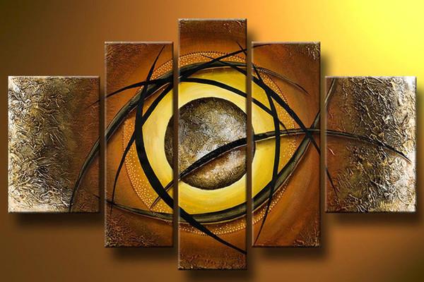 Bienvenidos al nuevo foro de apoyo a Noe #307 / 31.01.16 ~ 08.02.16 - Página 4 El-arte-moderno-abstracto-paisaje-pintura