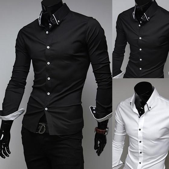 பாருங்கப்பா என்ன அழகு  - Page 2 2013-spring-fashion-men-s-classic-slim-fit