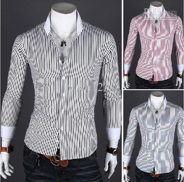 பாருங்கப்பா என்ன அழகு  2012-new-design-fashion-mens-shirts-casual