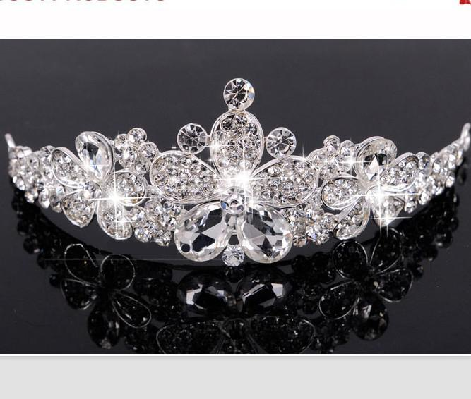 تيجان ملكية  امبراطورية فاخرة Flower-gemstone-jewelry-crown-jewels-crown