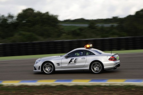 [F1] Bernd Maylander Safety-car-f1-2009-502x333