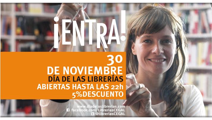 Hoy es el dia de las librerías Cartel-home2012