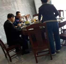 News au 18 novembre 2019 China