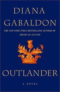 Carnet de lecture de LaMarquise Outlander-blue-cover