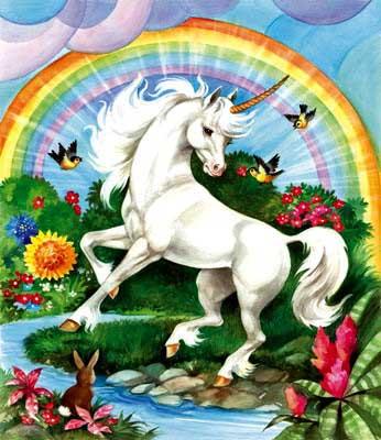 today's honoree is.......... Unicorn