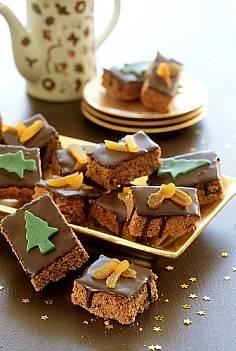 Foto embelsirash Gingerbread%20Squares