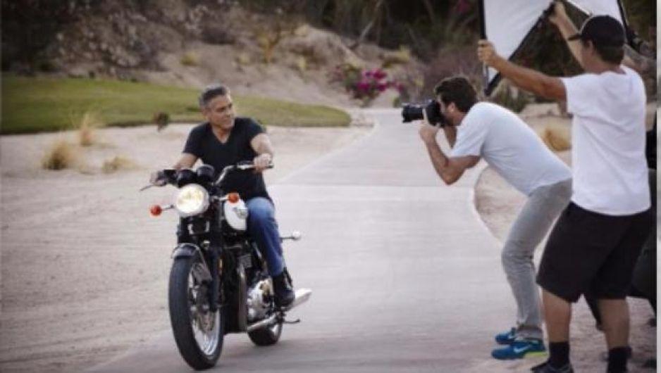 George Clooney in Mexico - June 6, 2015 58beec39bff4051c188cfa24e1a39044_L