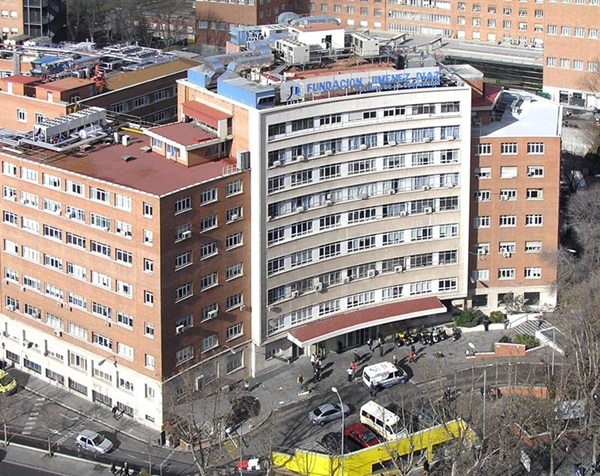 EL HOSPITAL CARLOS III, ACOGERA AL RELIGIOSO INFECTADO POR ÉBOLA. Hospital-carlos-3