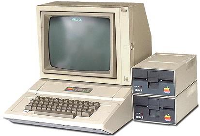 Stockage électronique très long terme AppleII
