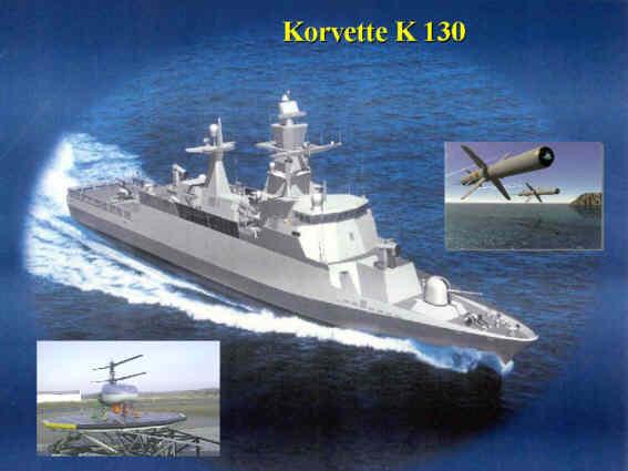 أحدث أنظمة الصواريخ المضادة للسفن في الترسانة العالمية  K130