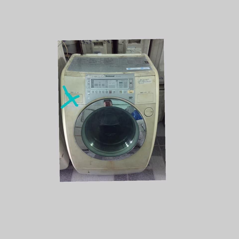 Điện tử, điện lạnh: Tân trang máy giặt|sơn máy giặt|làm đồng máy giặt TPHCM 44733979_1056584707857859_6642945815583129600_n