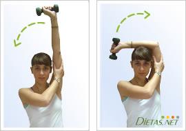 VAMOS A HACER EJERCICIO!!! Triceps