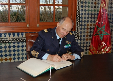 Coopération militaire maroco-italienne 2_88449_Il_Capo_di_Stato_Maggiore_della__MaroccoMedium