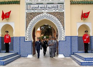 Coopération militaire maroco-italienne 5_24330_Il_Capo_di_Stato_Maggiore_della__MaroccoMedium