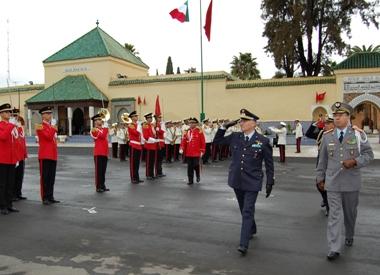 Coopération militaire maroco-italienne 6_24330_Il_Capo_di_Stato_Maggiore_della__MaroccoMedium