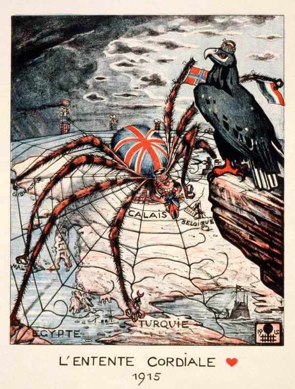 A Espanha Guilhermina - Forjando uma Espanha Integralista e Católica Uk-spider
