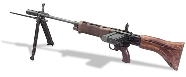 Armas de la 1ra guerra mundial Germany-FG-42