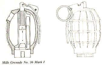 أسلحة الحرب العالمية الثانية Mills36