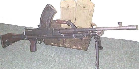 أسلحة الحرب العالمية الثانية Brengun