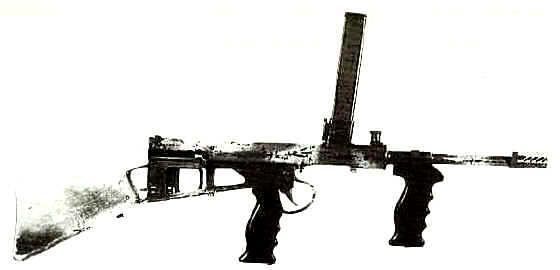 أسلحة الحرب العالمية الثانية Owengun