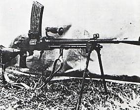 أسلحة الحرب العالمية الثانية Jap-type99-machinegun