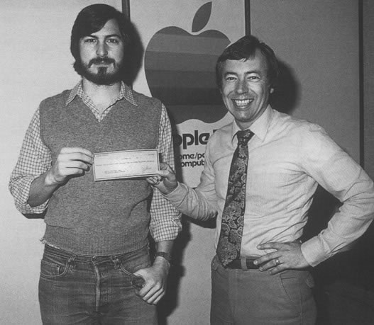 ¿Cuánto mide Steve Jobs? - Altura - Real height Mike_MarkkulaS_Jobs