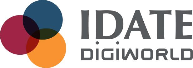 TV et médias 2025 : distribution, édition, production, où va la valeur ? Logo-idate-generique-