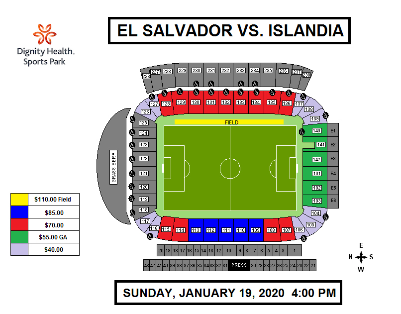 Juego amistoso contra Islandia el domingo 19 de enero del 2020. Price-Map_DHSP200119-0830d01155