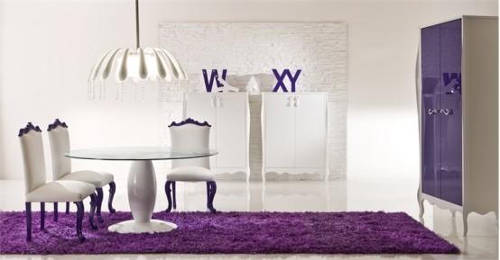 مجموعه ديكورات جنان بـــلـــــون بنفسجى Cool-inspirations-for-violet-interior-design-8