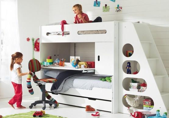 ديكورات غرف اطفال 2012 Children-room-decor-ideas-13-554x387