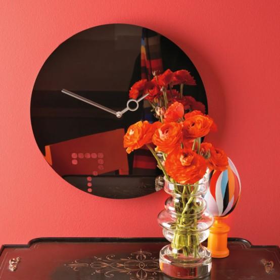 ساعات حائطية كأنها أسطورية Cool-clock-seven-554x554