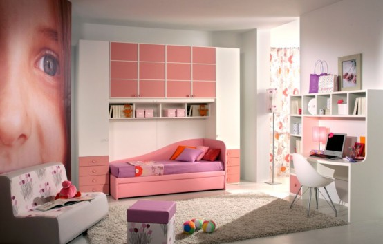 غرف للمراهقات Giessegi-rooms-for-boys-and-girls-25-554x353