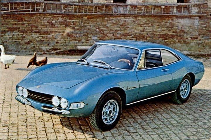 Indiscrezioni sui nuovi modelli Maserati 1968%20Fiat%20Dino%20Berlinetta