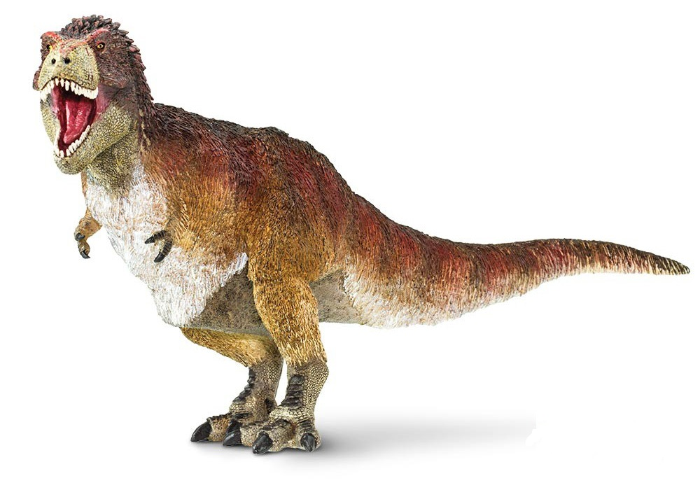 What's your favorite T. rex design? Feathered_tyrannosaurus_rex_wildsafari