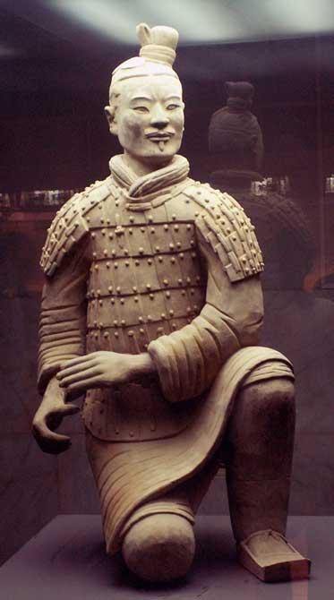 La sculpture chinoise ancienne Xian_06