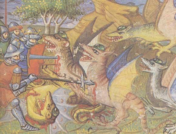 *Le dragon est-on bien sûr qu'il s'agit d'un mythe? - Page 3 Dragon_06
