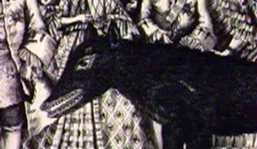 La bête du Gévaudan Gevaudan-4