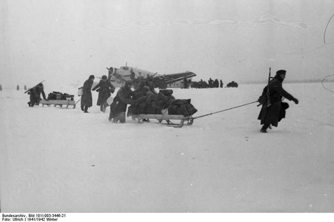 Opération Barbarossa . L'hiver est-il responsable de la défaite d'Hitler en Russie ? 17