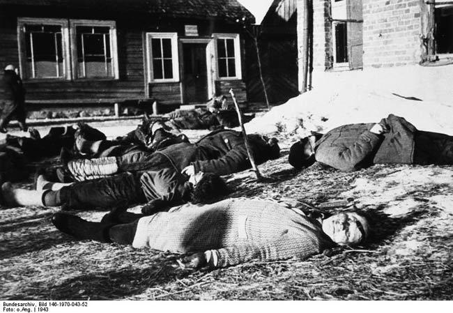 Opération Barbarossa . L'hiver est-il responsable de la défaite d'Hitler en Russie ? 43