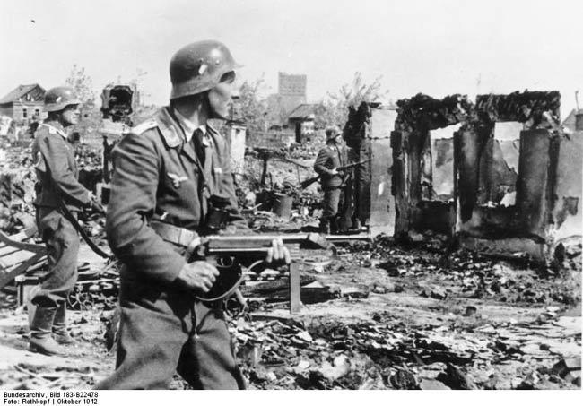 Opération Barbarossa . L'hiver est-il responsable de la défaite d'Hitler en Russie ? 47