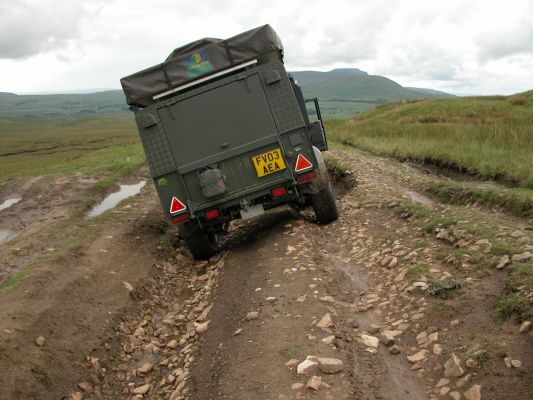 Off-road expedition trailers - good idea or bad? - Page 3 Normal_Out%20Camping%20again%20then%20off%20roading%20with%20the%20Trailer%20014