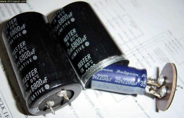 scheda tk2050 FakeCapacitor1